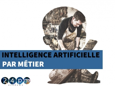 Les Applications de l'IA par Metier